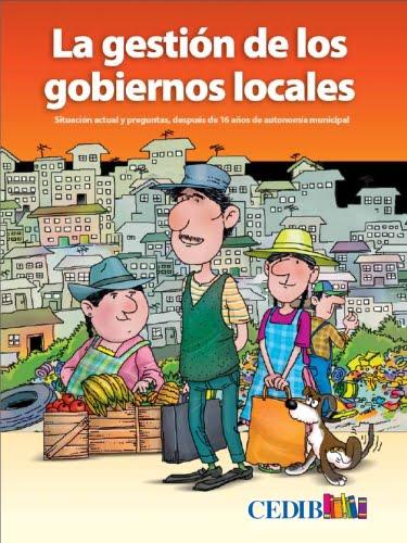 La gestión de los gobiernos locales