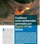Conflictos socio-ambientales generados por Repsol YPF en Bolivia (Petropress 9, abril 2008)