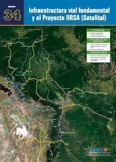 Infraestructura víal fundamental y el proyecto IIRSA (satelital)