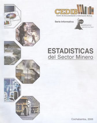 Base de datos. Estadísticas del Sector Minero