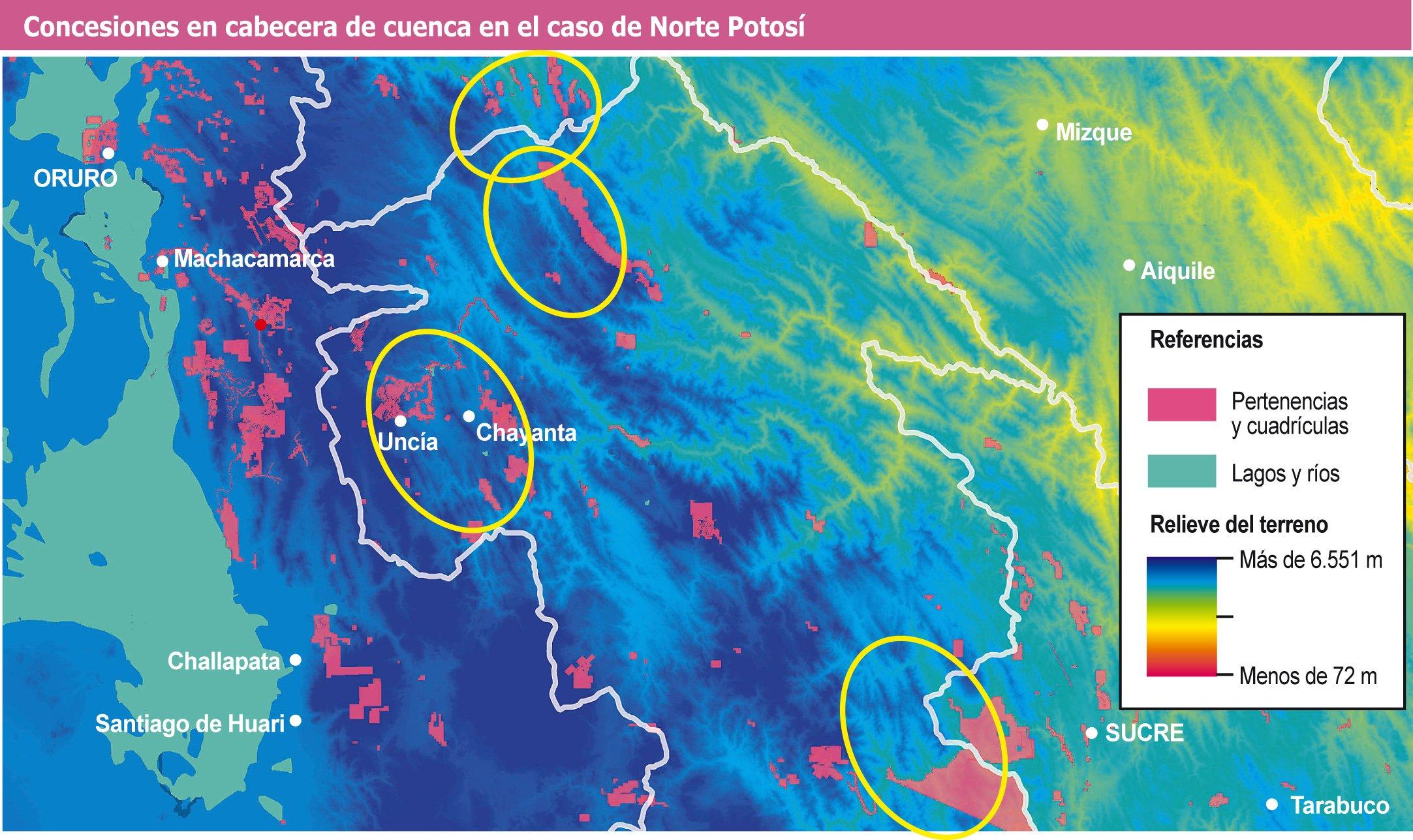 Concesiones Norte Potosi (Petropress 30, 1.13)