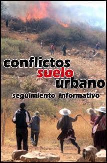 conflictos suelo urbano