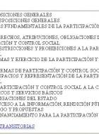 * Ley 341 de Participación y Control Social (05.02.13)