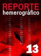 Reporte Hemerográfico Nº 13 (08.13) – Servicio de Información Ciudadana