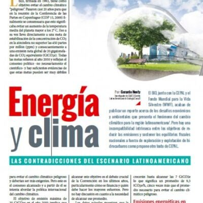 energia y clima