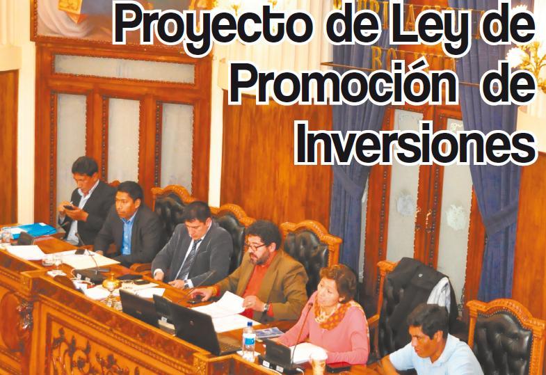 *Proyecto de Ley de Inversiones (Versión Separata Diputados, 16.03.2014)
