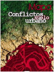 mapaConflictos suelo urbano Bolivia