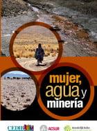 DVD mujer, agua y minería, Bolivia