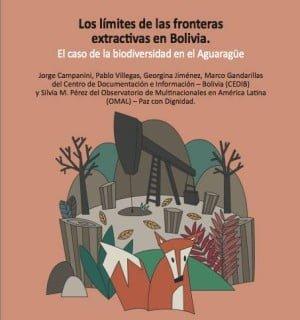 el límite de las fronteras extractivas en Bolivia
