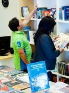librería social de CEDIB