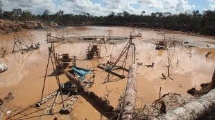 Las rutas del oro: historias sobre la minería ilegal en la Amazonía andina