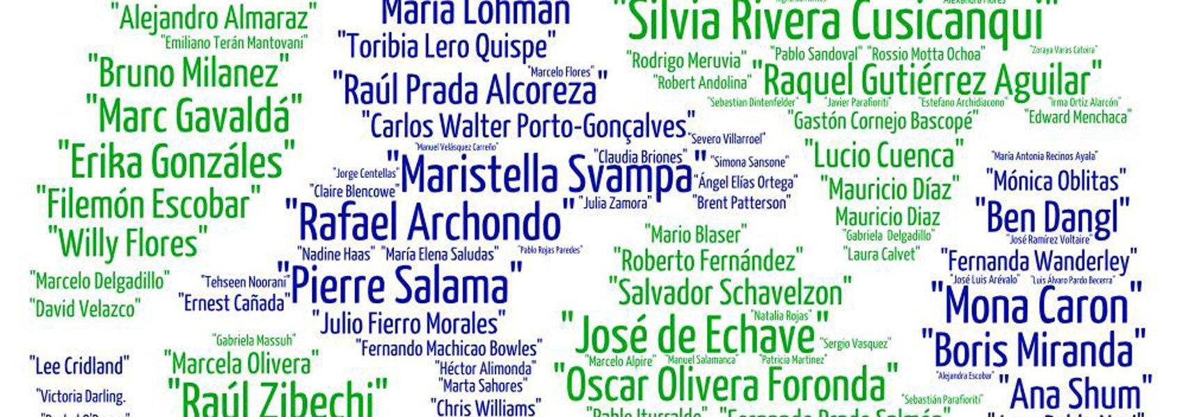 Manifestamos nuestra solidaridad al CEDIB y le demandamos al Estado boliviano cesar las agresiones y otorgar las garantías para la continuidad de sus labores