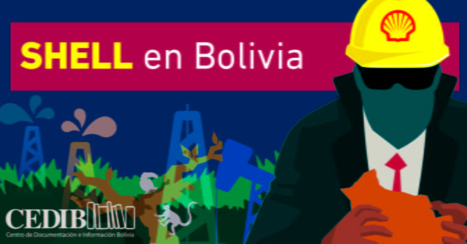 Breve historia de Shell en Bolivia