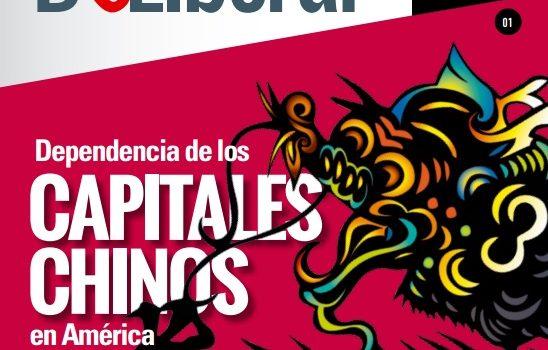DeLiberar 01. Dependencia de capitales chinos en América Latina y Bolivia