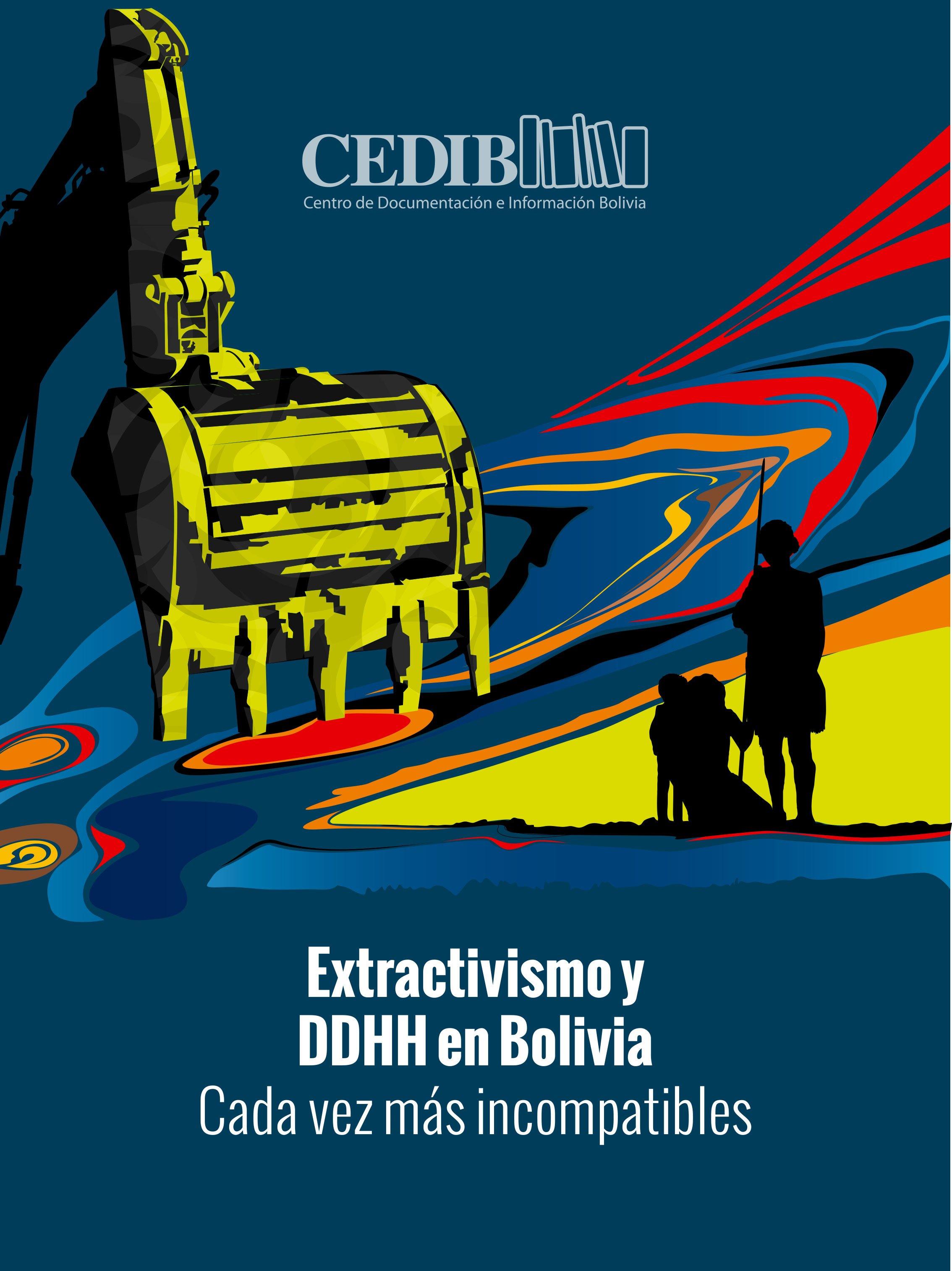 Extractivismo y DDHH en Bolivia: Cada vez más incompatibles
