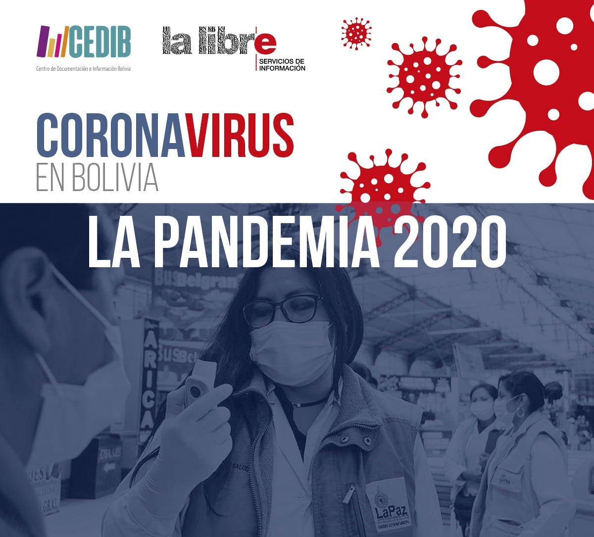 COVID19 en Bolivia. Base de datos