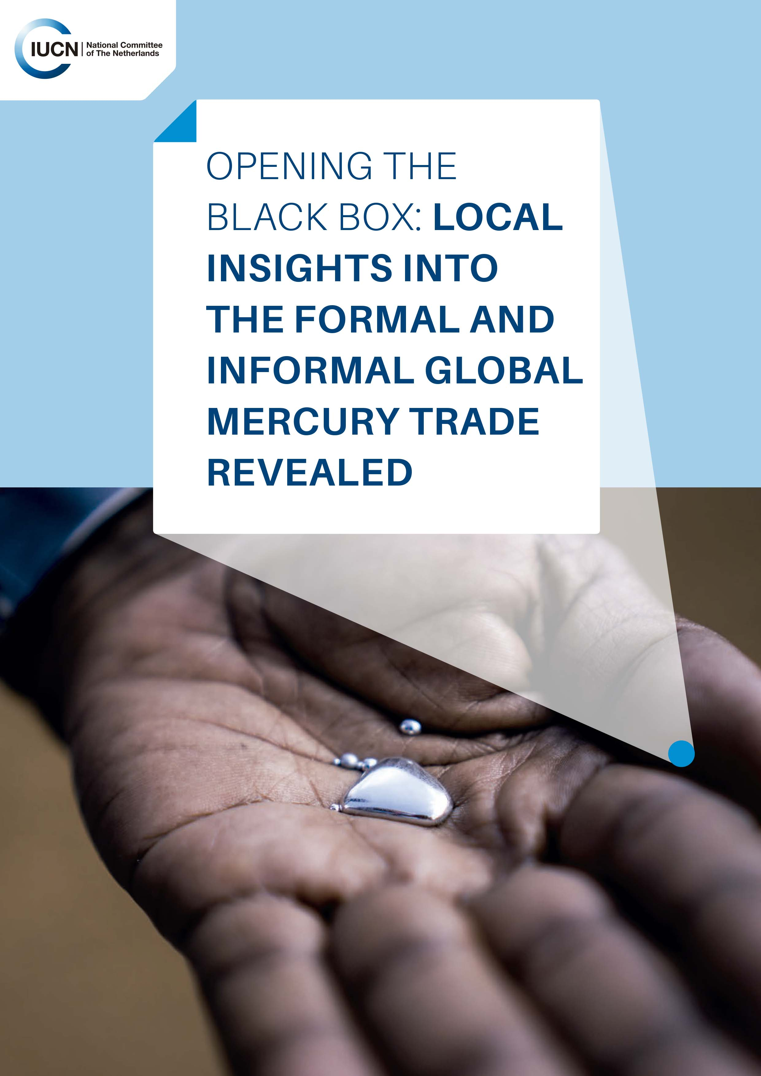 Opening the black box: Local insights into formal and informal global mercury trade revealed