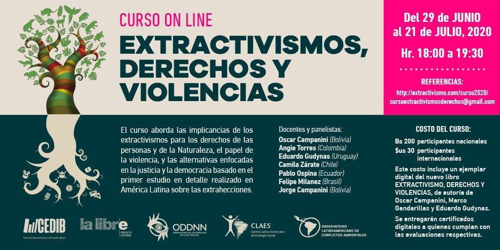 Extractivismos y violencias