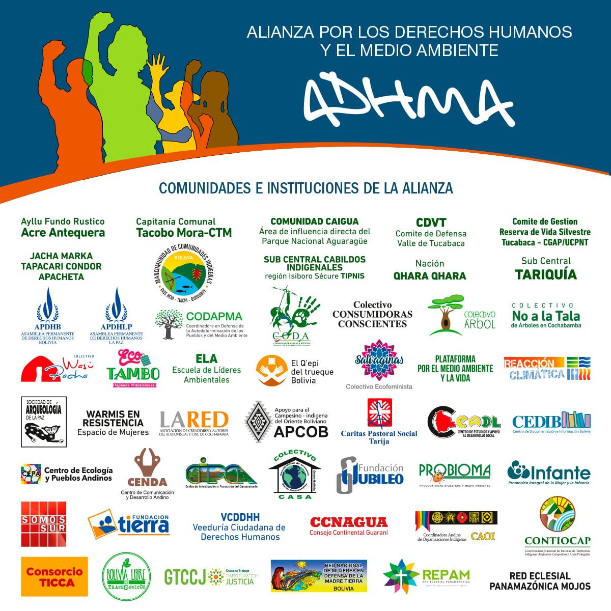 Alianza por los Derechos Humanos y el Medios Ambiente
