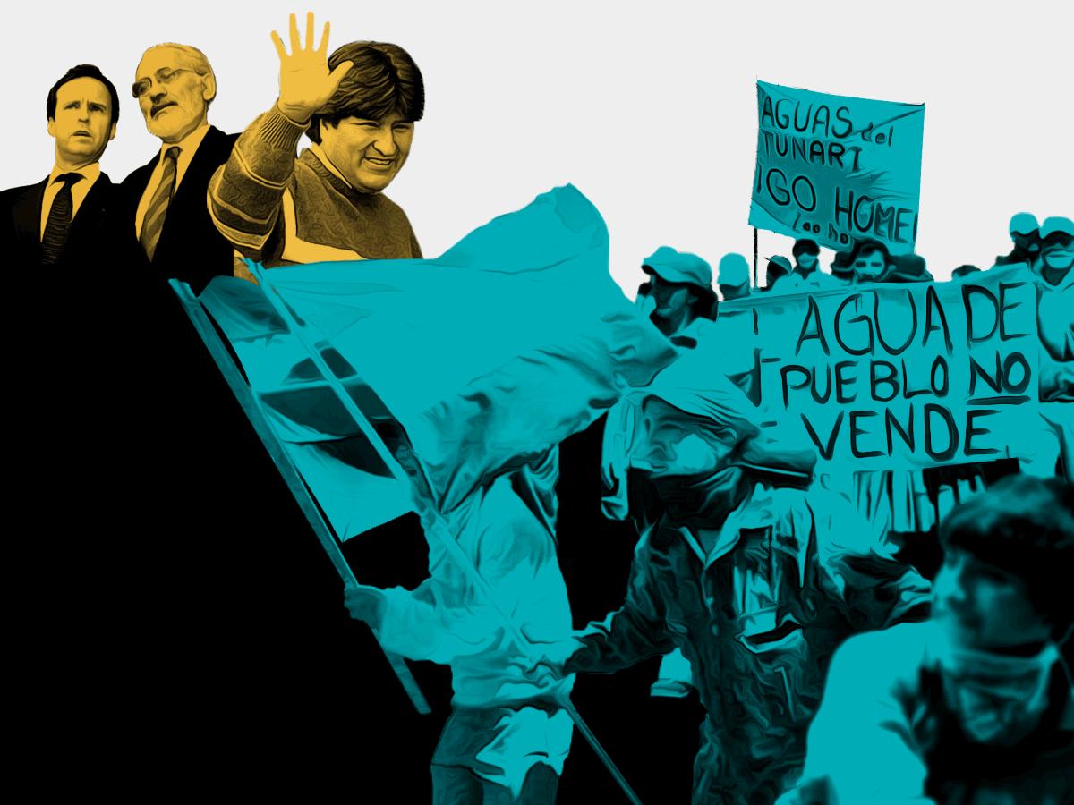 Crisis del neoliberalismo y emergencia social