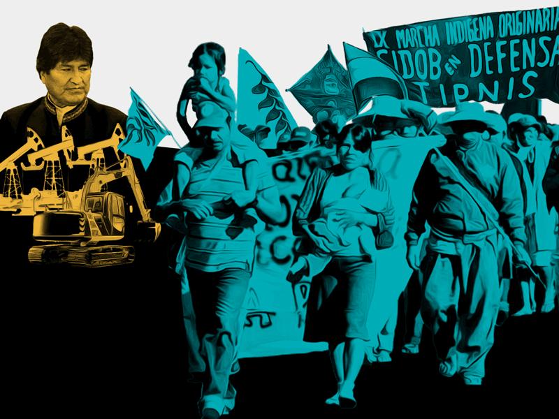 Política extractivista