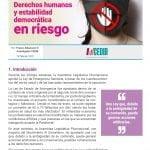Ley de Emergencia sanitaria y derechos humanos