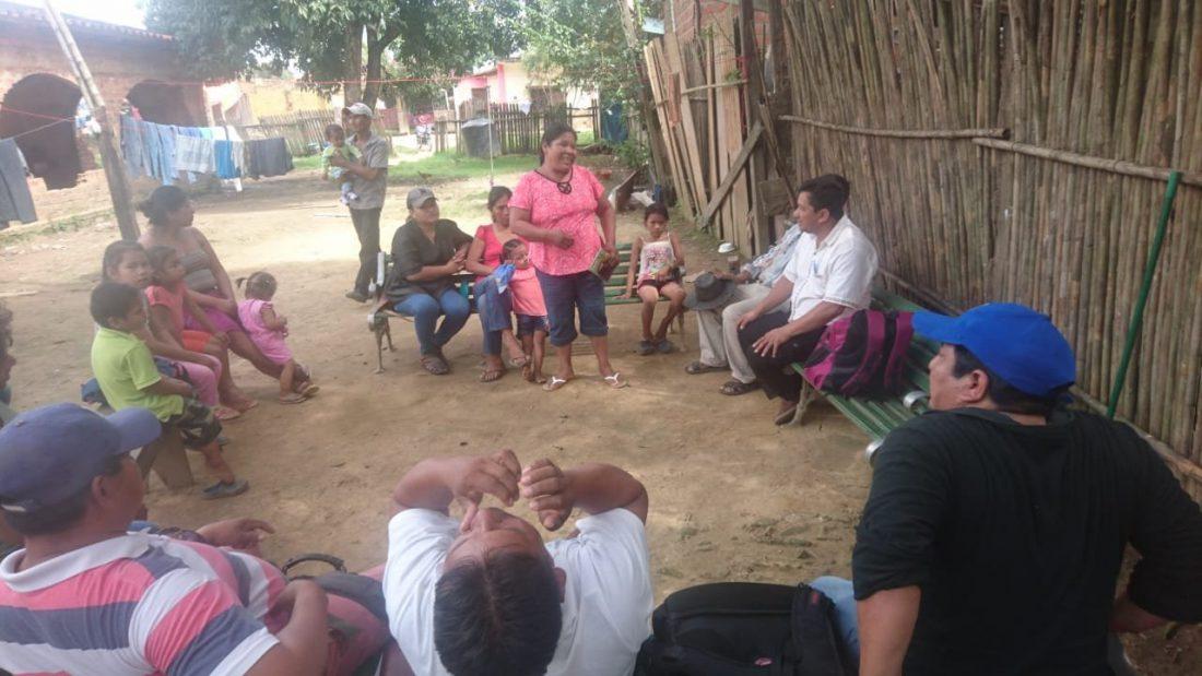 Cidob reporta 35 indígenas con Covid, 13 fallecidos y 103 aislados (Página Siete 18.5.20)