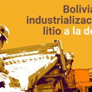 Industrializacion del Litio al Titrio
