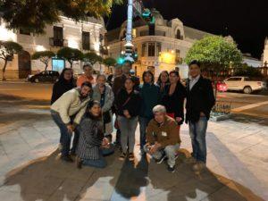 Defensores/as de derechos humanos, territoriales y ambientales presentes en Sucre