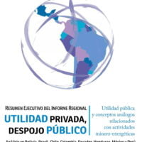 Presentan informe sobre utilidad pública de empresas extractivistas en América Latina y Bolivia