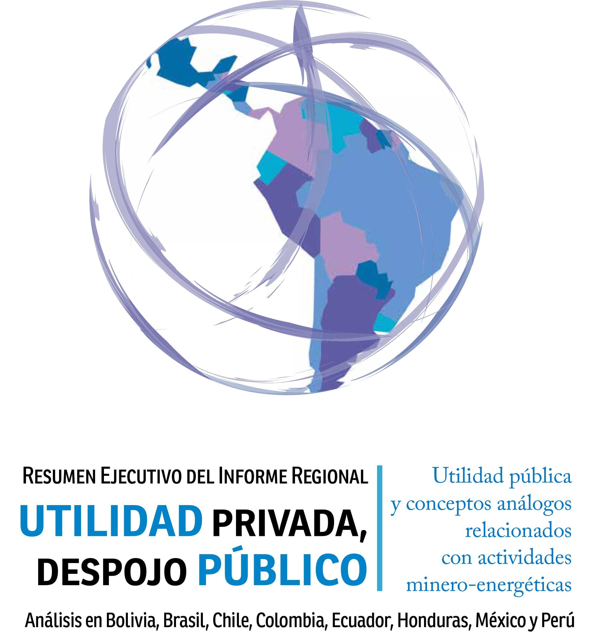 utilidad pública de extractivismos