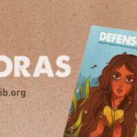 Defensoras: Dos publicaciones para profundizar en el rol de las mujeres en la resistencia frente al extractivismo